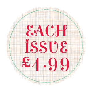 Issue 1 ONLY 99p. Usual Price £4.99